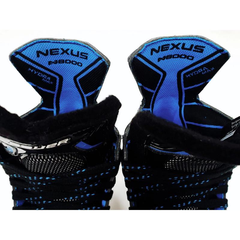 Коньки BAUER NEXUS N8000 JR [3.0D]