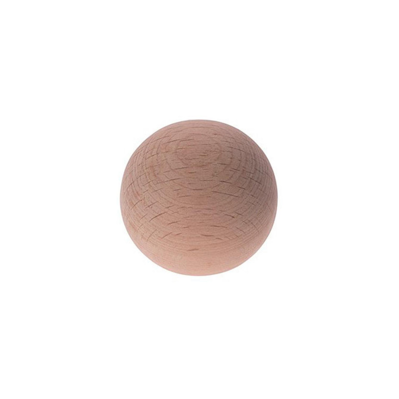 Мяч для дриблинга STAILL [деревянный] 50 мм