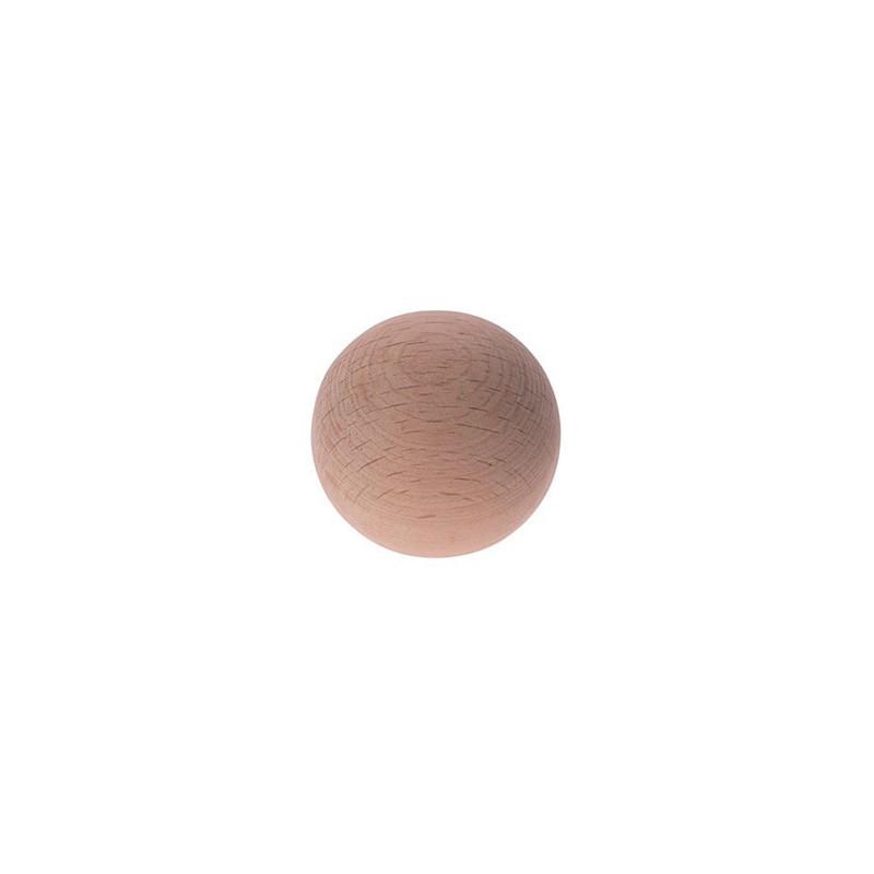Мяч для дриблинга STAILL [деревянный] 40 мм