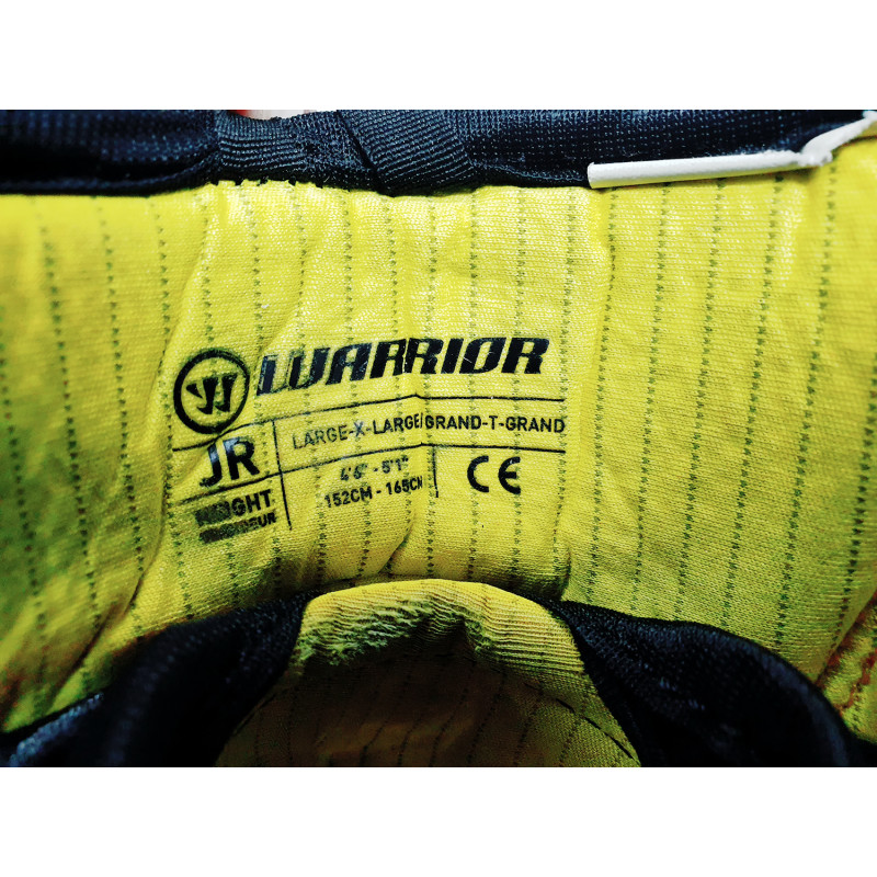 Налокотники WARRIOR DYNASTY HD1 JR [L/XL]