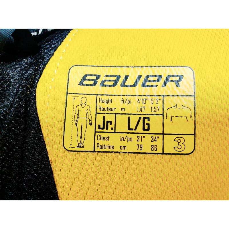 Нагрудник BAUER SUPREME 190 JR [L]