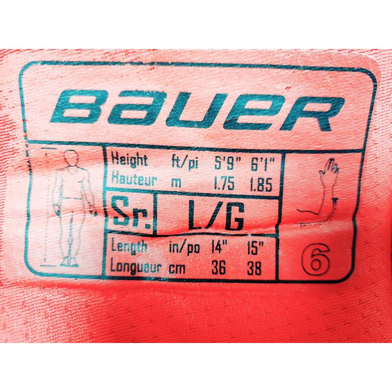 Налокотники BAUER VAPOR X900 SR [L]