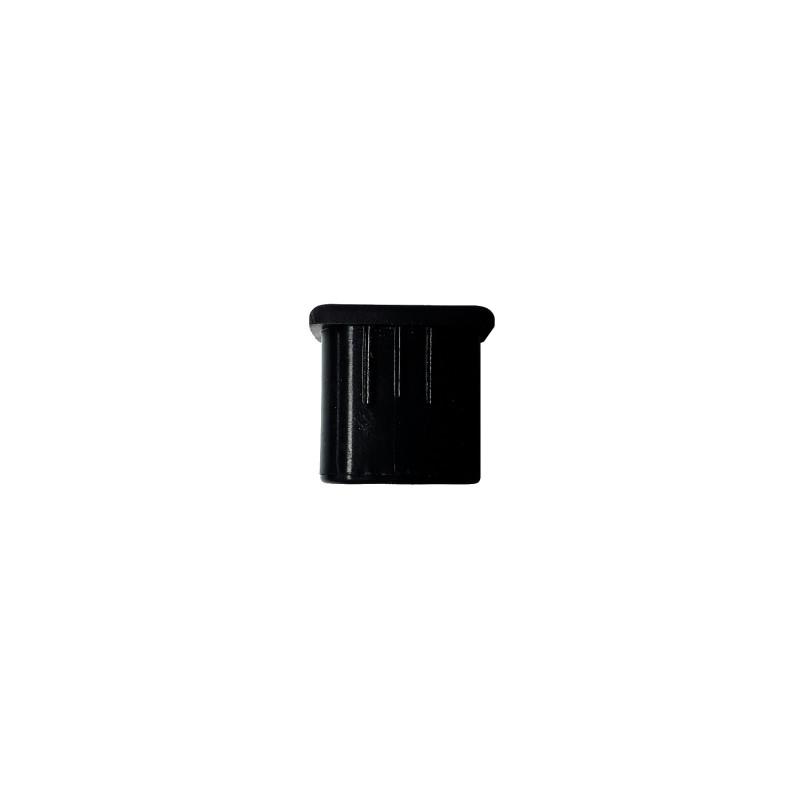 Заглушка для клюшки ХОРС силиконовая [черная]