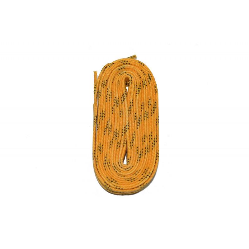 Шнурки с пропиткой BIG BOY ELITE LINE [желтые]