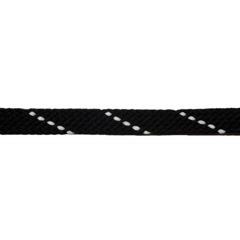 Шнурки MAXIM [черные]