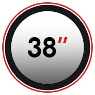 "38"" (0)"