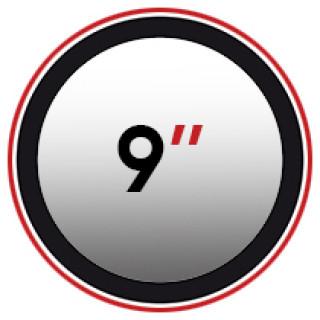 "9"" (0)"